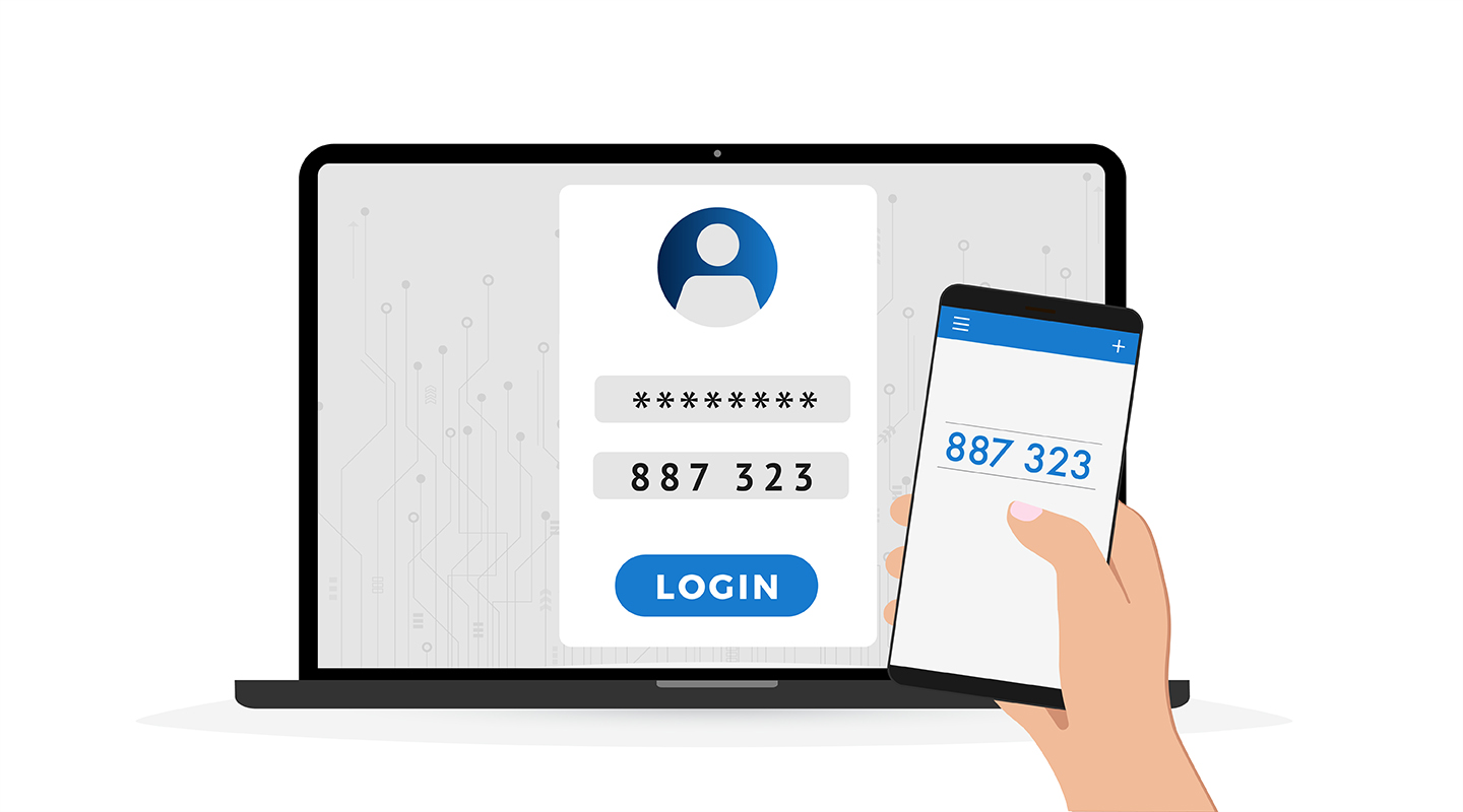 Using 2FA on your phone