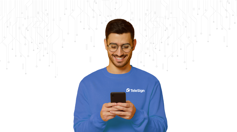 Happy TeleSign Customer