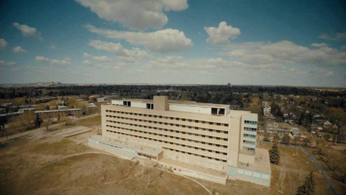 Abandoned Hospital Edmonton