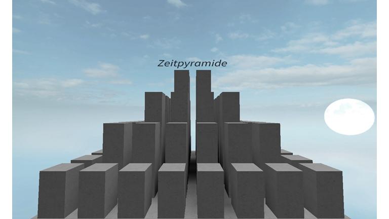 Zeitpyramide Showcase - Roblox