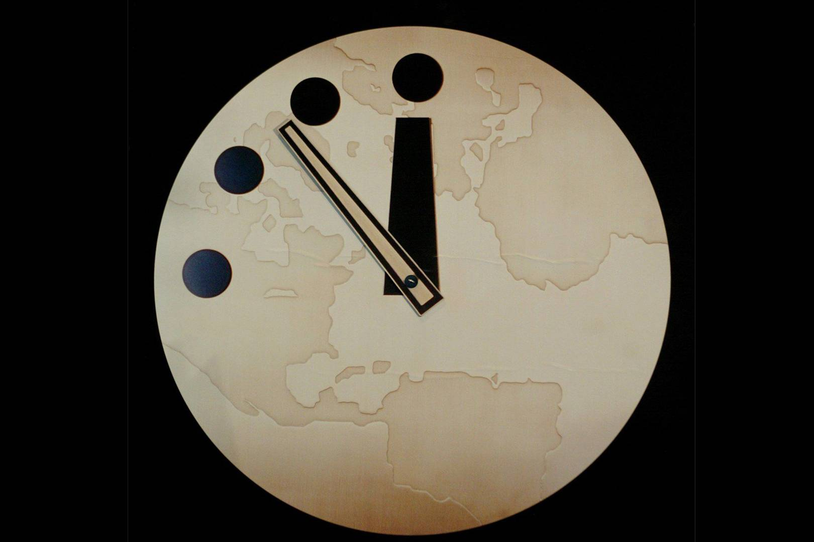 The Doomsday Clock: what is it and why does it matter? | WIRED UK