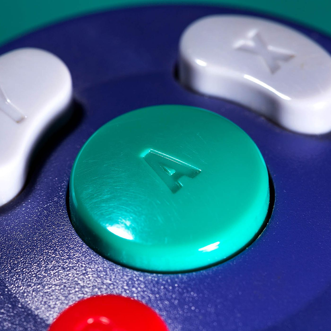 The GameCube controller's A button subtly taught us how to play ...