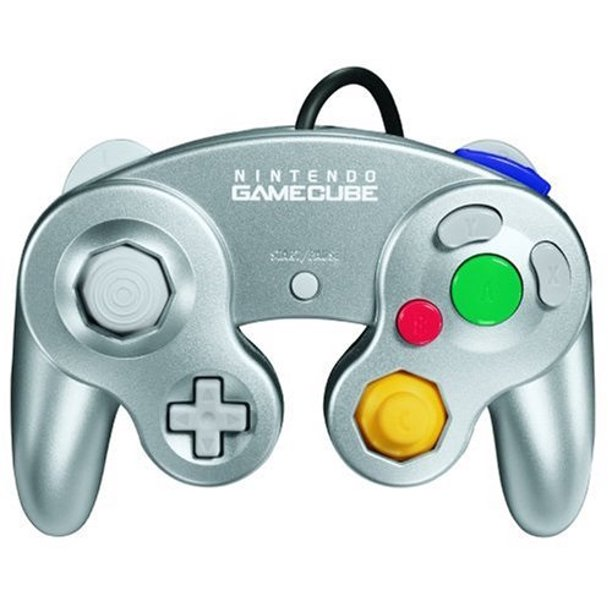 Gamecube Controller Platinum - Walmart.com - Walmart.com