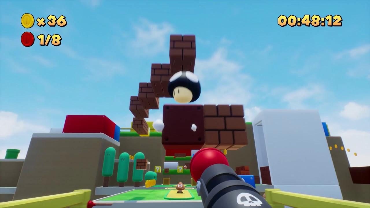 Mapcore Super Mario Bros. Level 1-1 Challenge - Update Video - YouTube