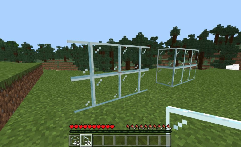 how-to-make-glass-panes-in-minecraft-step5