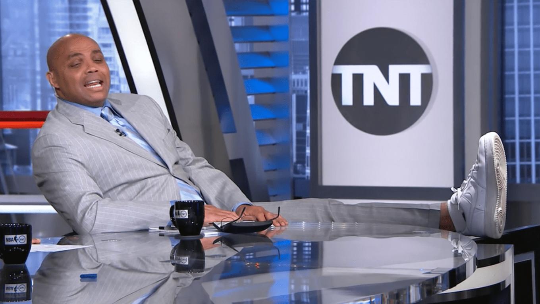 """Charles Barkley Host on """"Inside NBA"""""""
