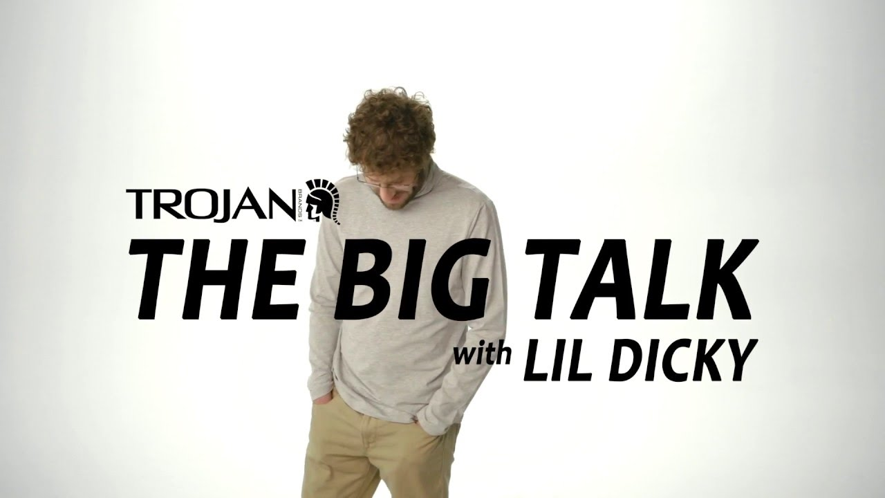Lil dicky and Trojan collaboration