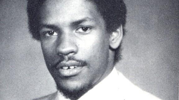 Denzel Washington in 1977