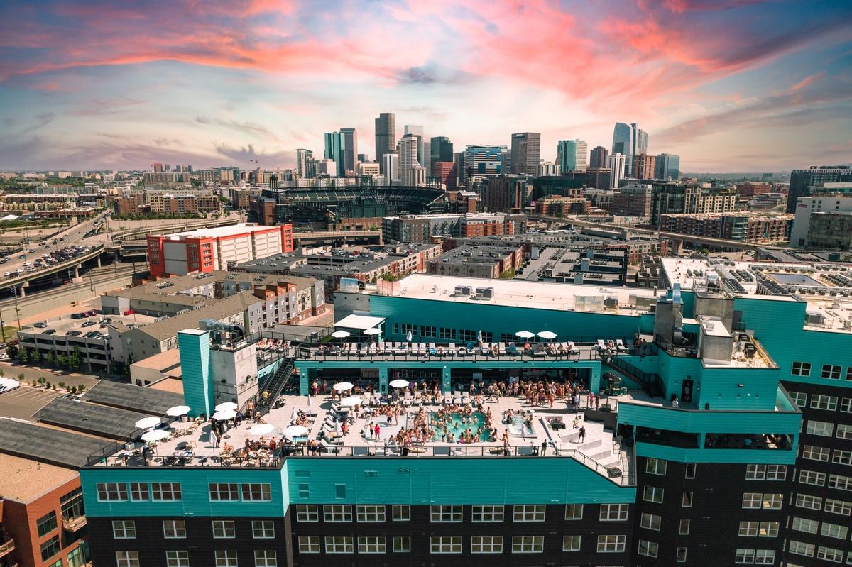 Denver, Apartments