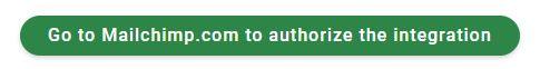 MailChimp authorization button