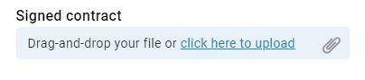 Custom file field