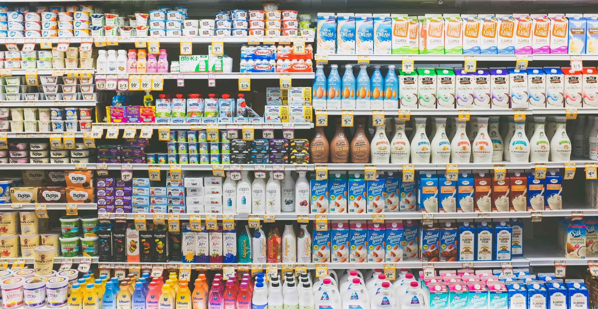 Plant-based milks