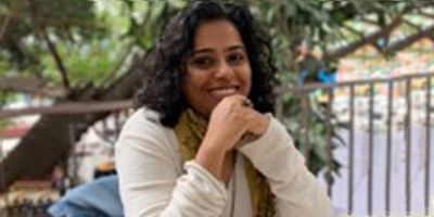 Headshot of Naseeha Machingal
