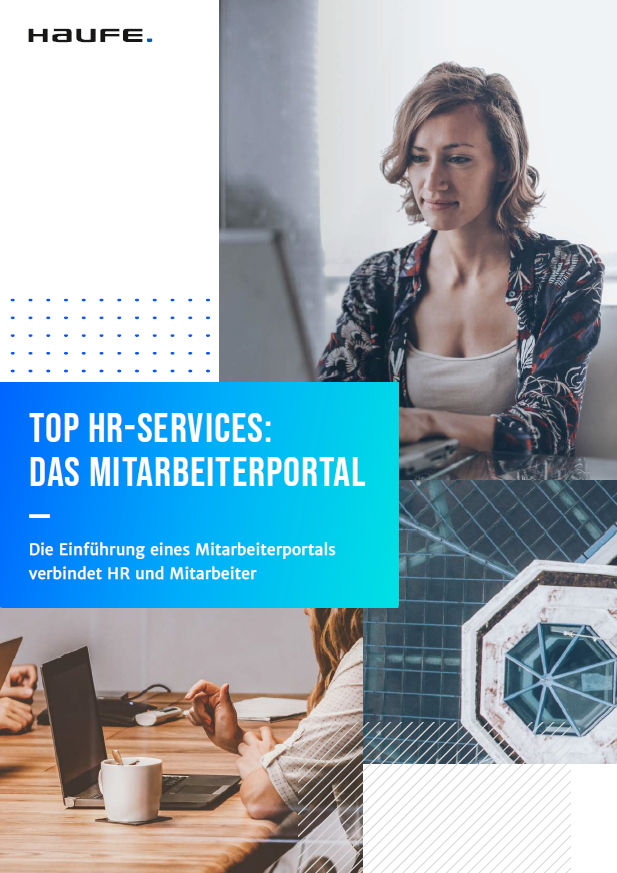 Top HR-Services: Das Mitarbeiterportal