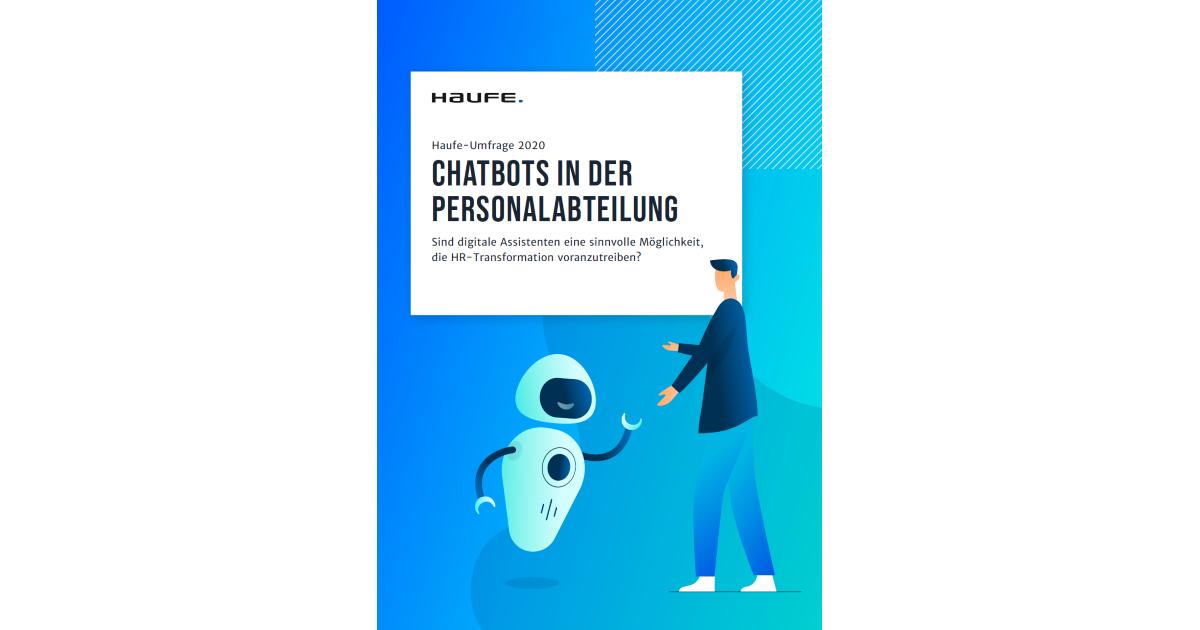 Whitepaper: Ergebnisse der 2020-Umfrage: Chatbots in der Personalabteilung