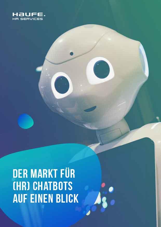 Whitepaper: Der Markt für (HR) Chatbots auf einen Blick