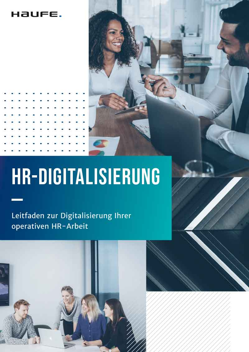 Leitfaden Digitalisierung HR