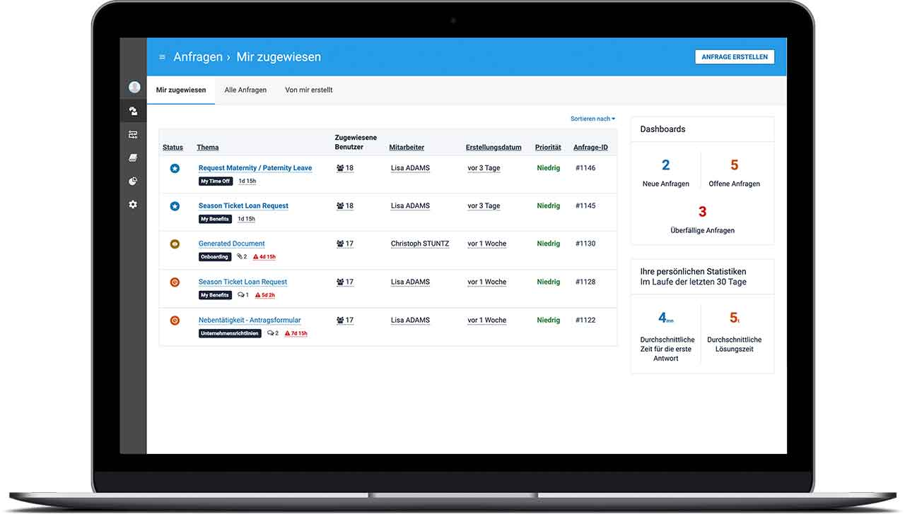 HR Task Management mit Haufe People Operations