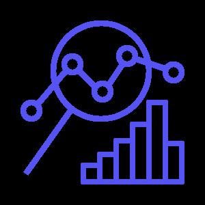 Bar chart growth