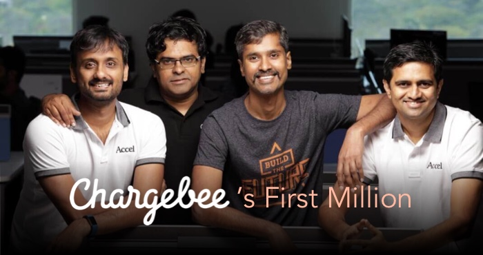 How Chargebee Made its First Million