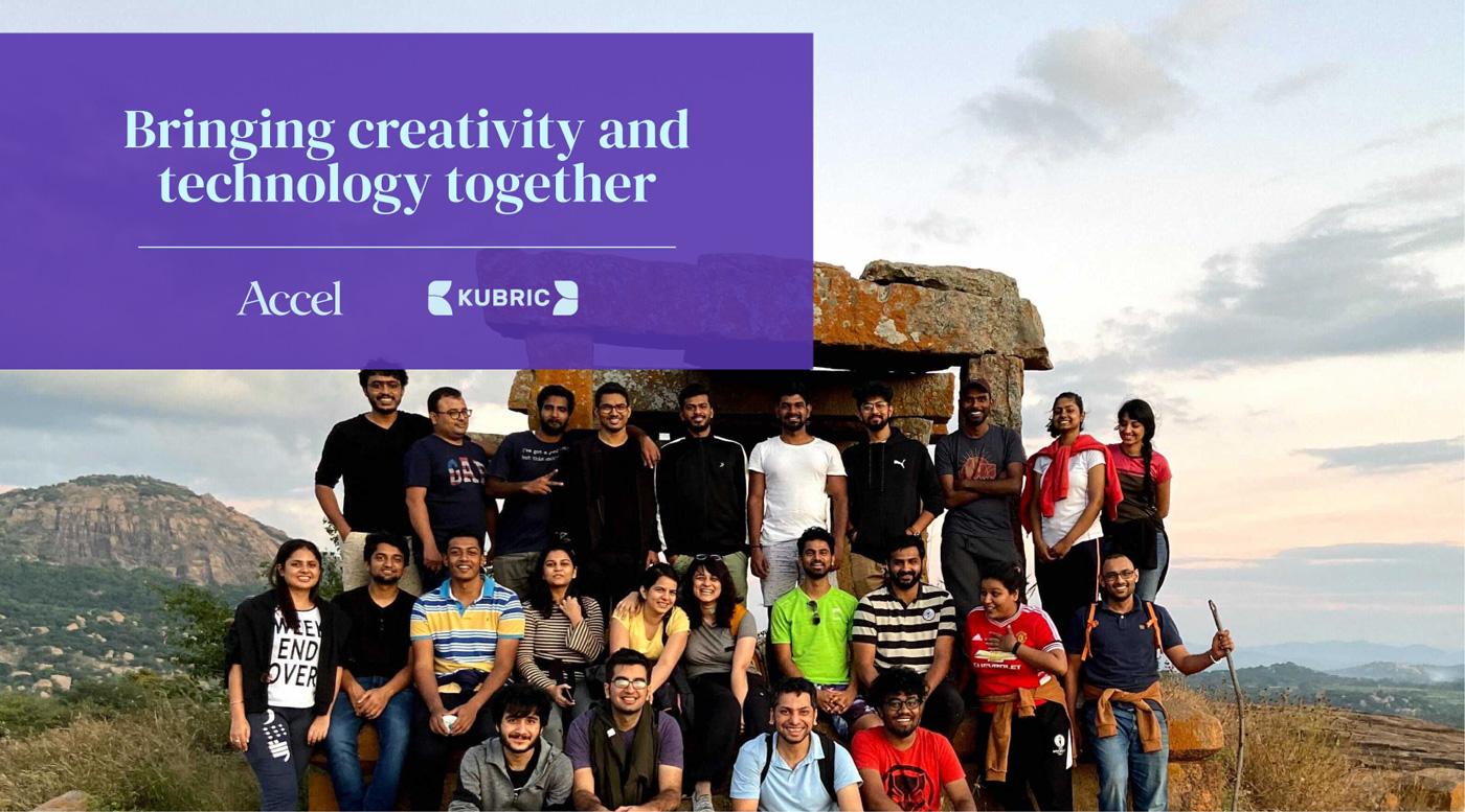 Kubric: Bringing creativity and technology together