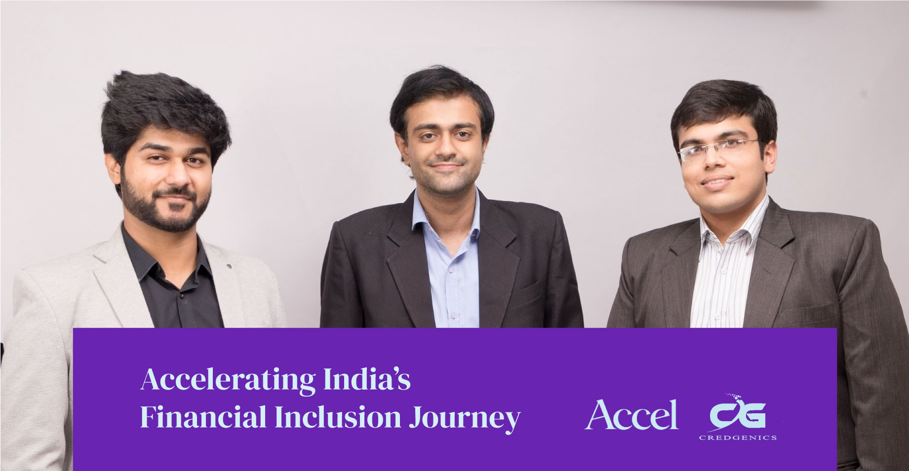 Accel partners with Credgenics to accelerate India's financial inclusion journey