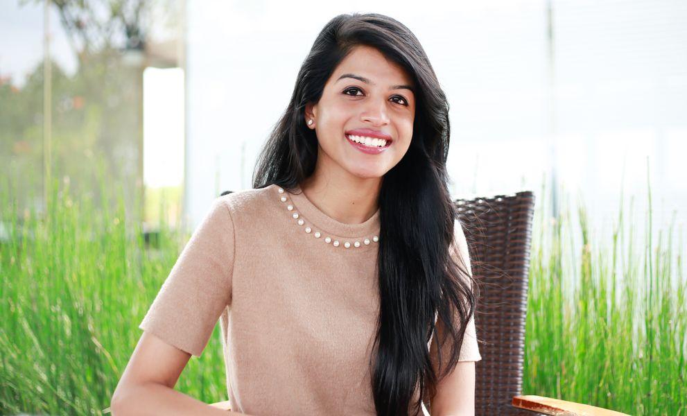Deeksha Bhandari
