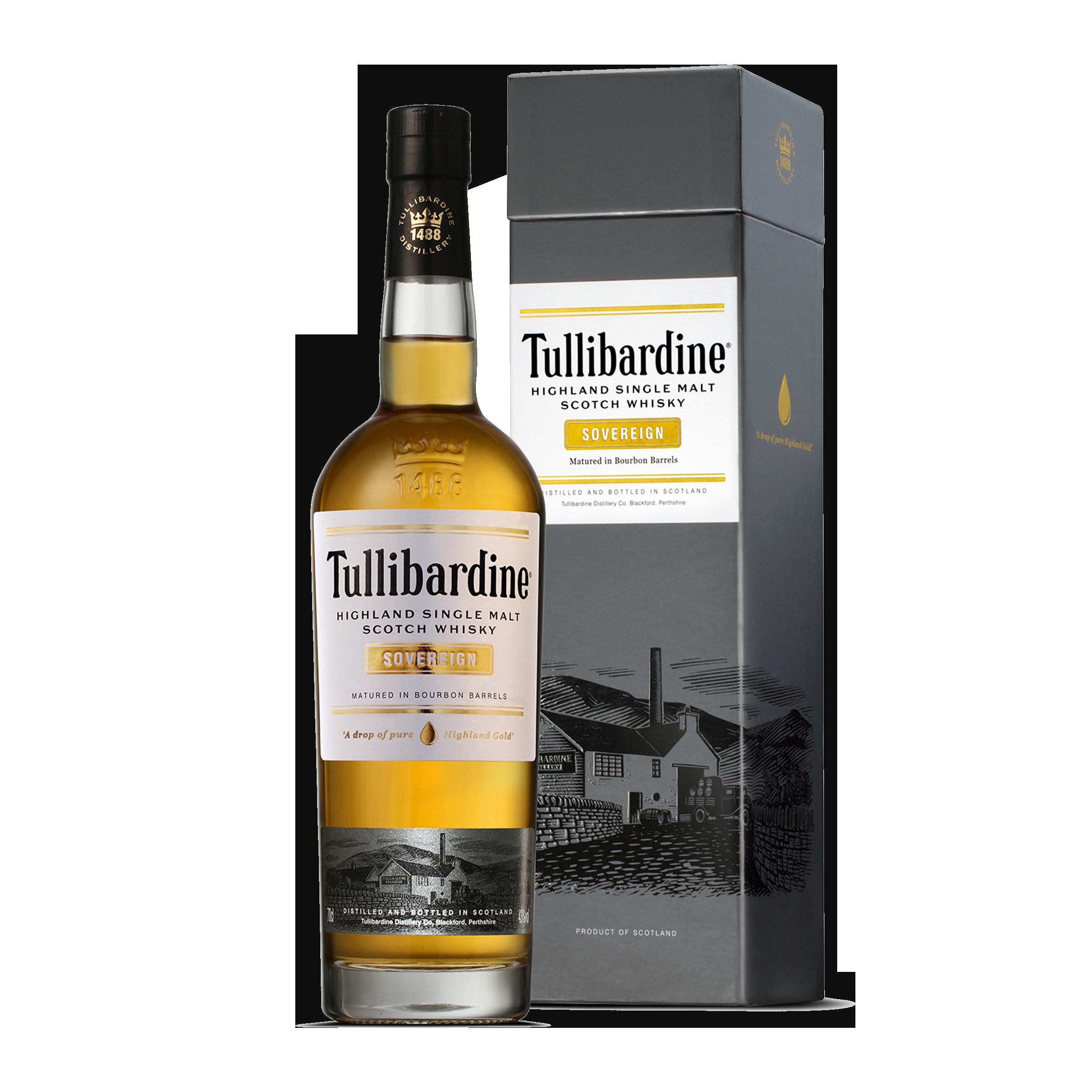 Tullibardine Sovereign 700ml Boxed