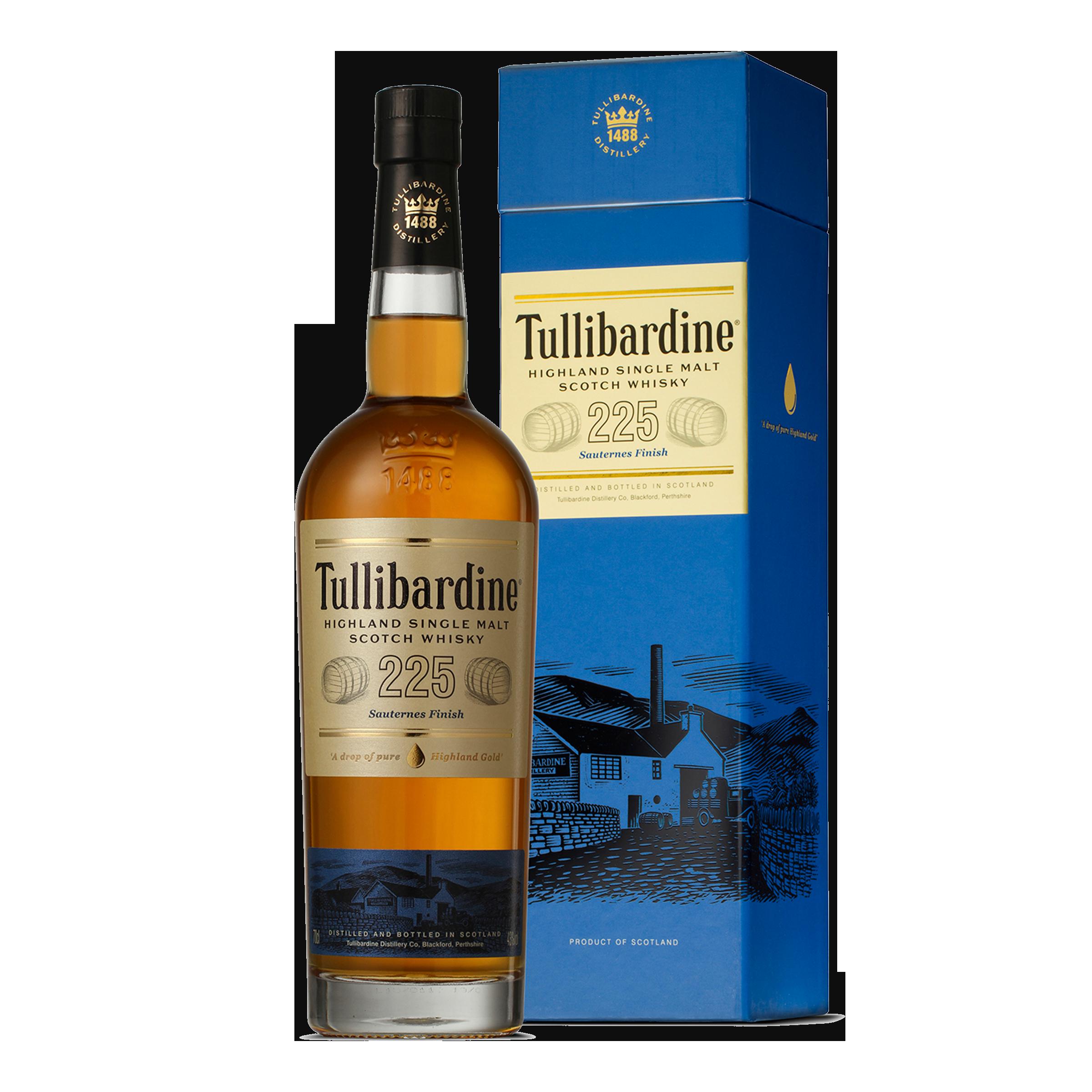 Tullibardine Sauternes Finish 225 700ml Boxed