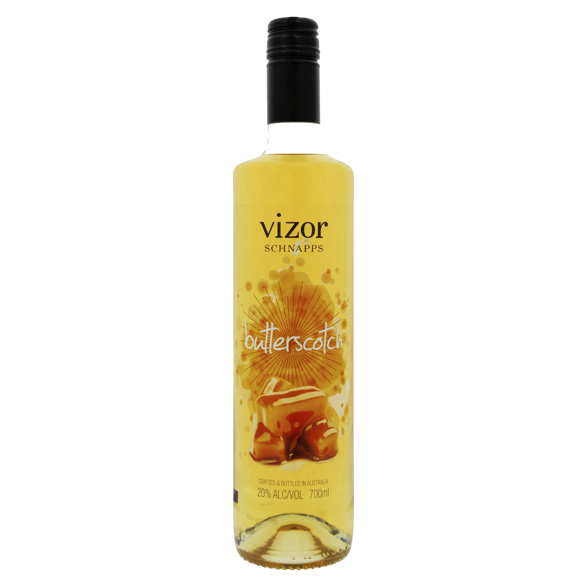 Vizor Butterscotch Schnapps 700ml
