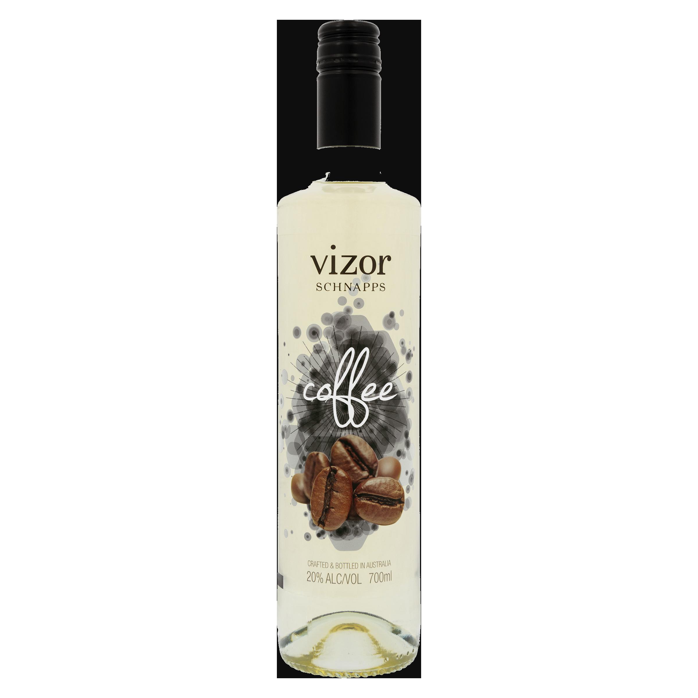Vizor Coffee Schnapps 700mL