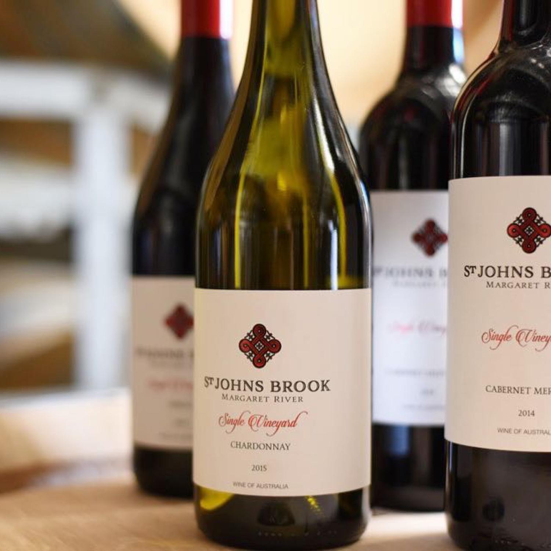 St Johns Vineyards