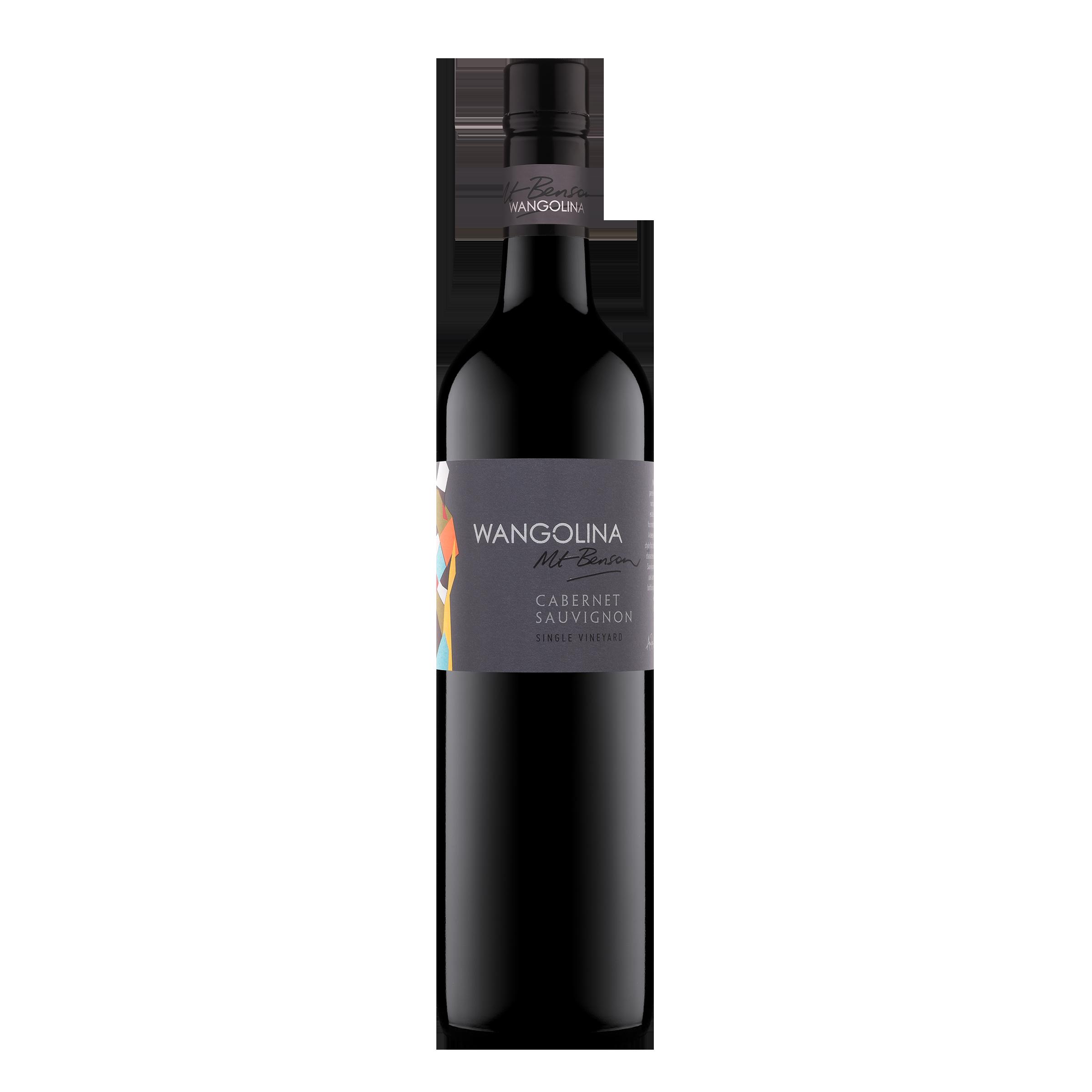 Wangolina Single Vineyard Cabernet Sauvignon 750ml 2015