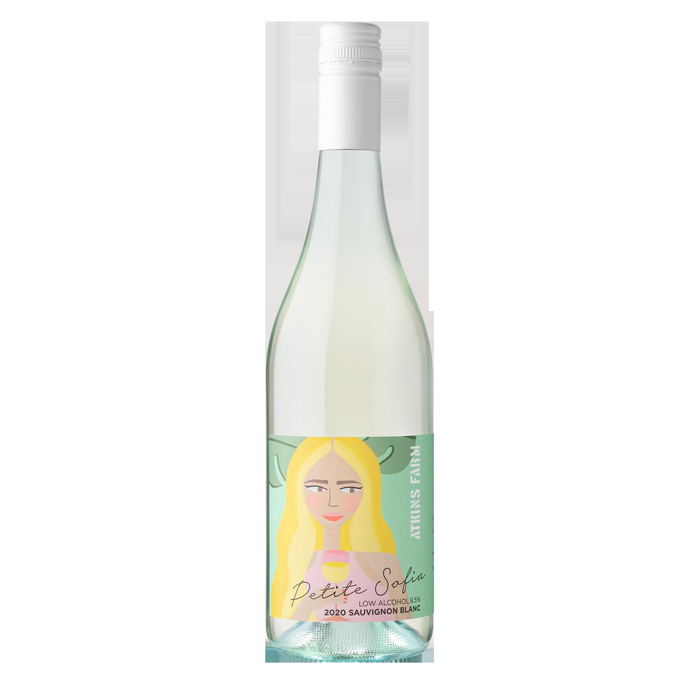 Atkins Farm 'Petite Sofia' Low-Alc Sauvignon Blanc