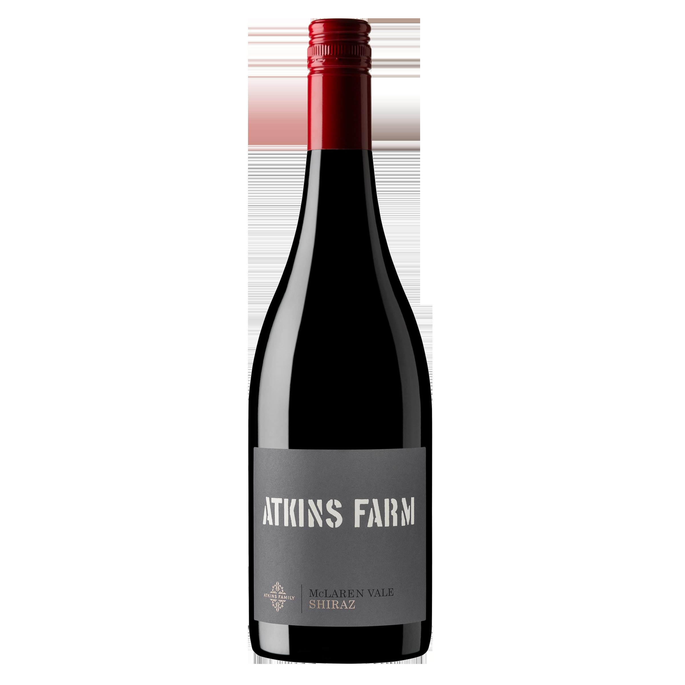 Atkins Farm McLaren Vale Shiraz 750ml 2018