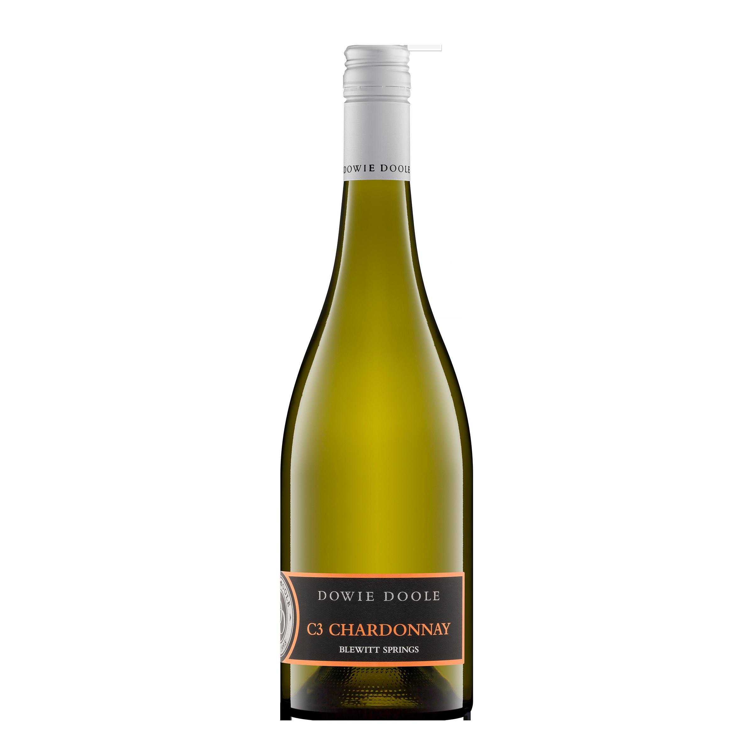 Dowie Doole Indi C3 Chardonnay