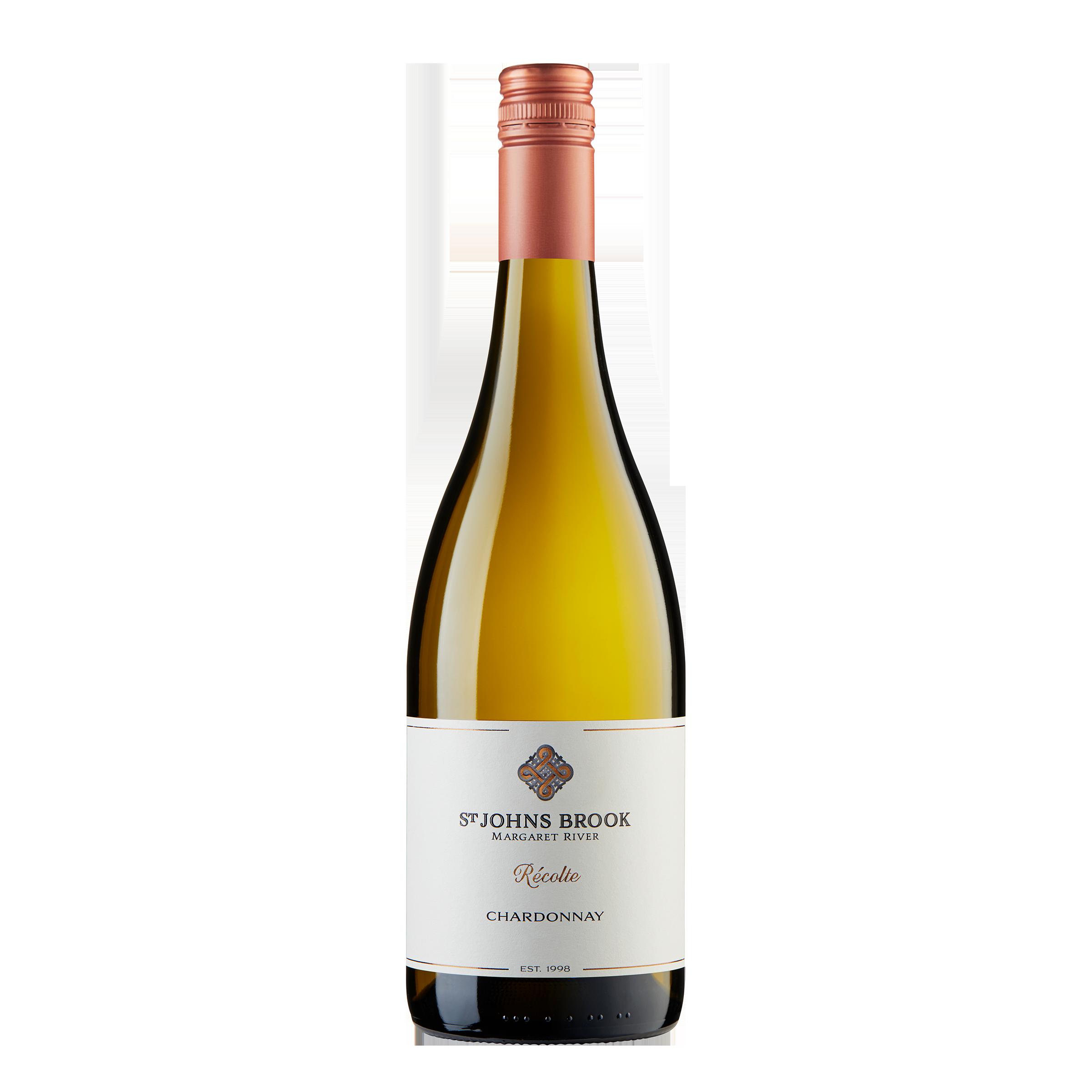 St Johns Brook Recolte Chardonnay 750ml 2018