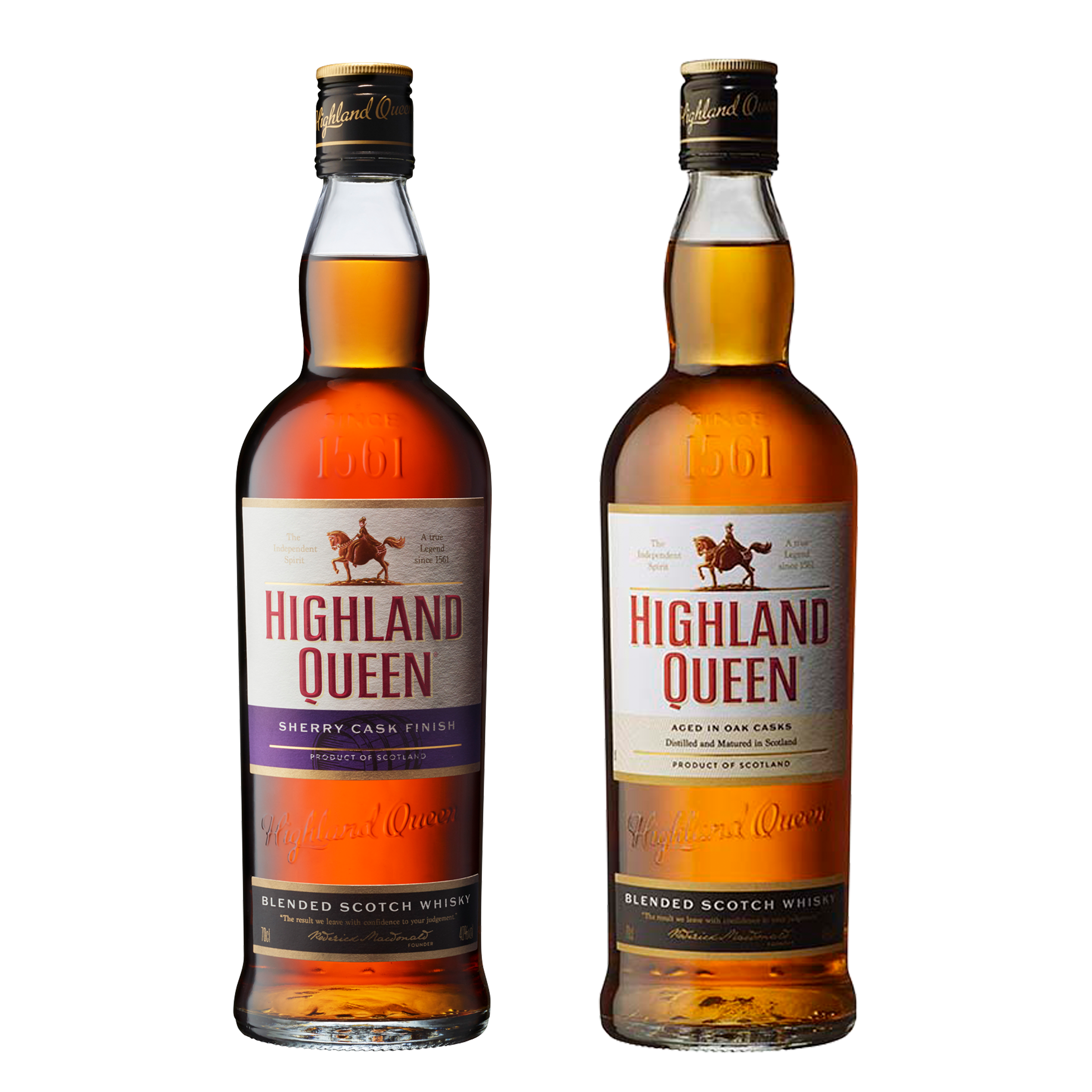 Highland Queen Twin Pack