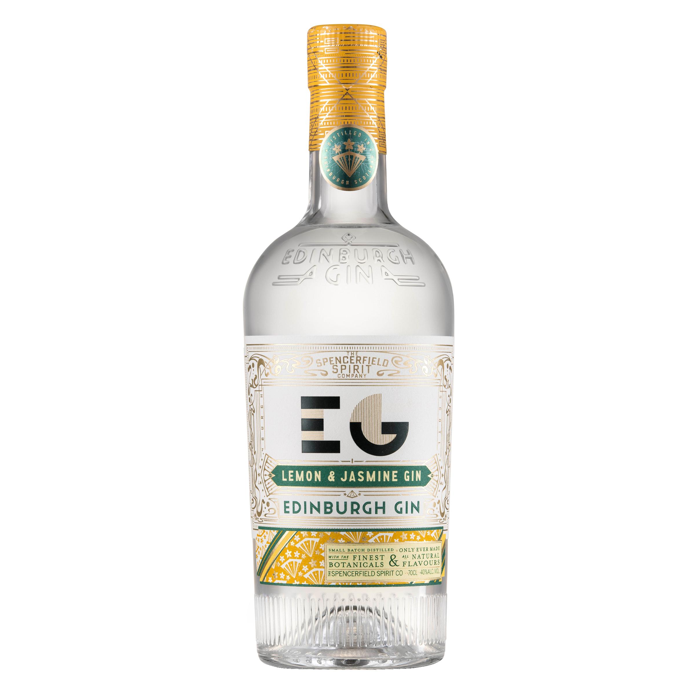 Edinburgh Lemon & Jasmine Gin 700ml