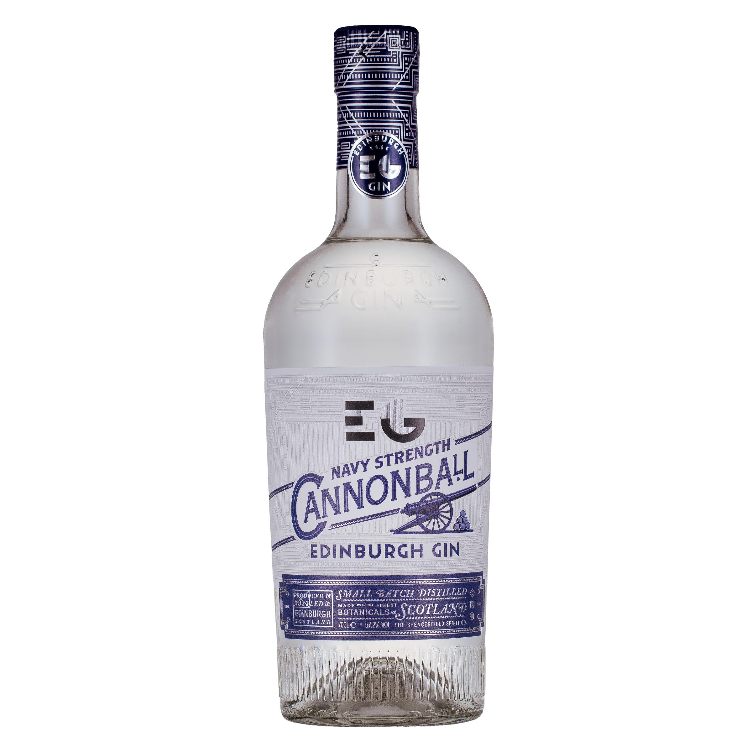 Edinburgh Cannonball Gin 700ml