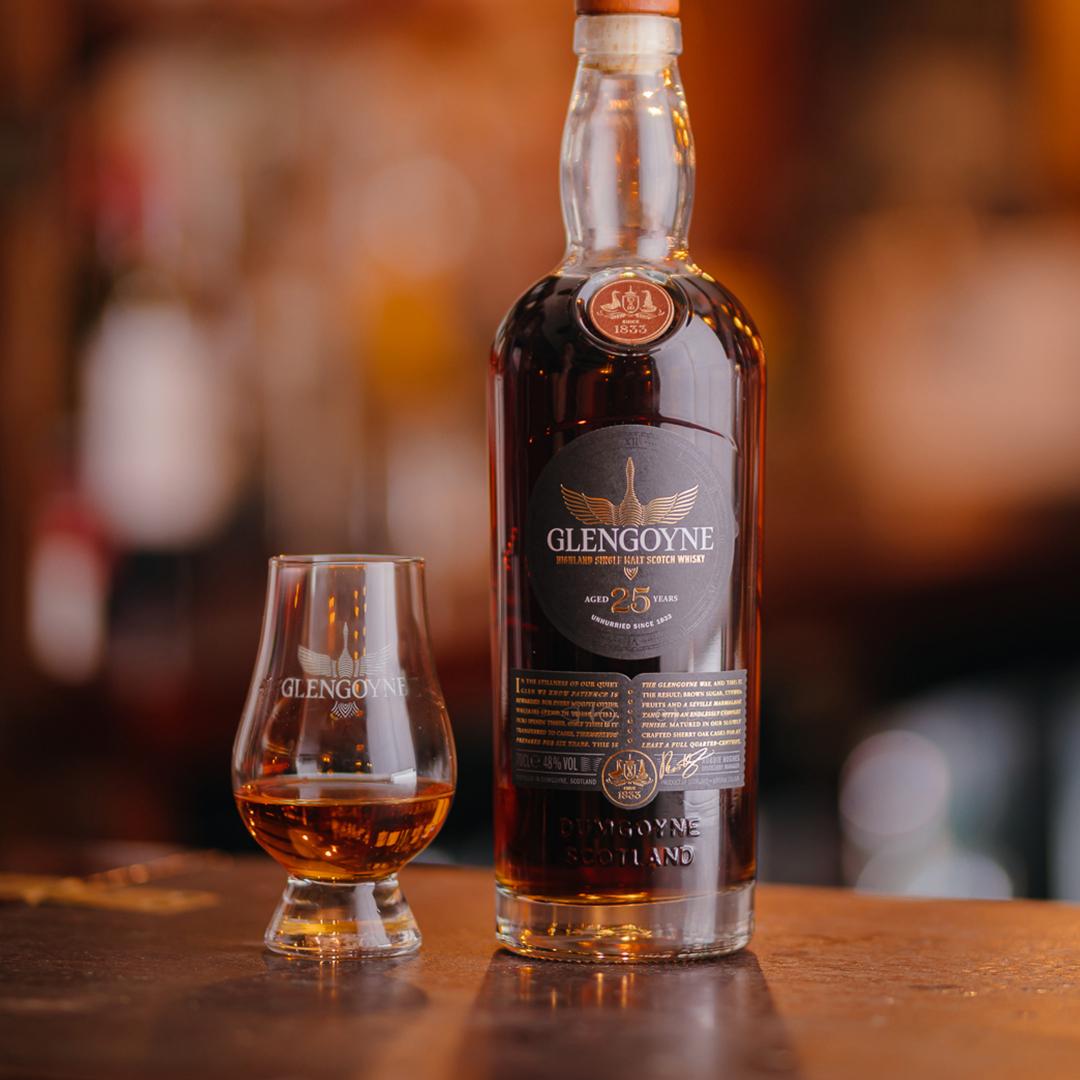 Glengoyne Scotch Whisky