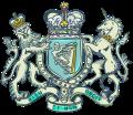 UK Government crest illustration