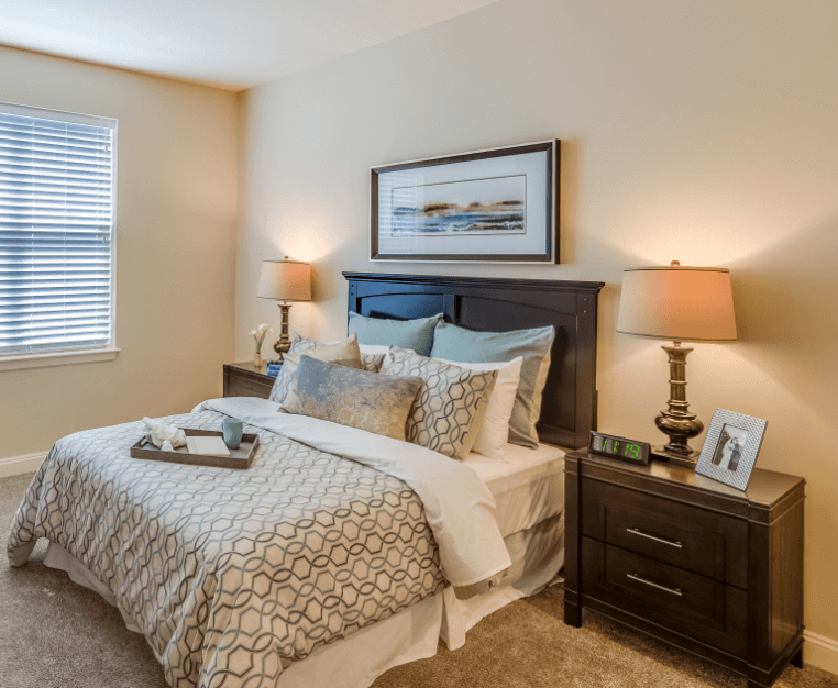 St. Anthony's Gardens Assisted Living Bedroom Image