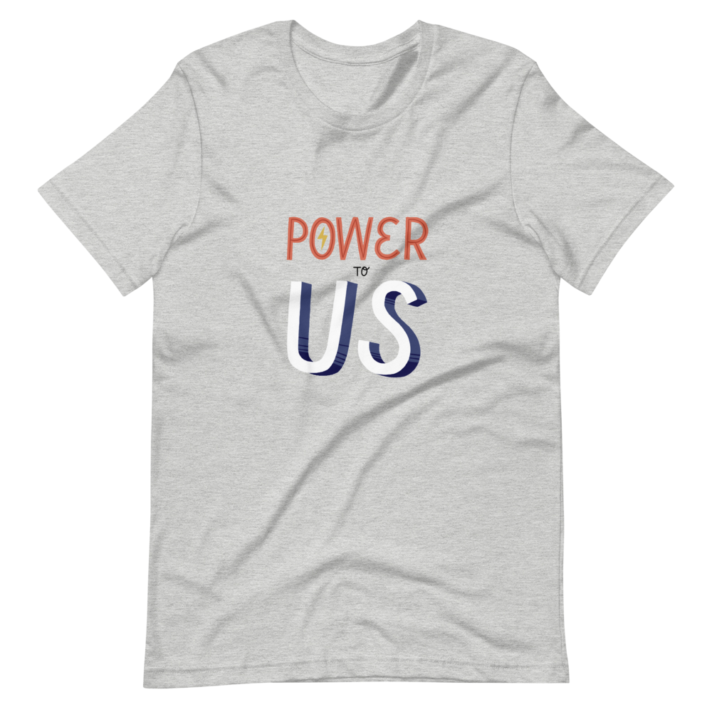 Power to the Polls Short-Sleeve Unisex T-Shirt