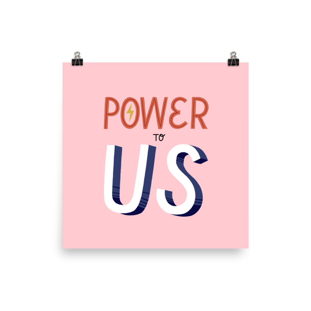 Power to the Polls Poster
