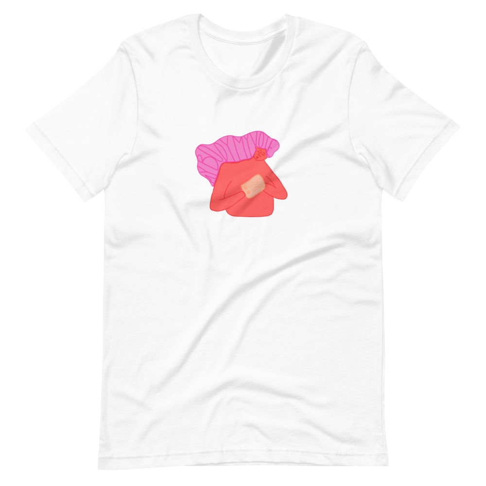 My Body My Vote Short-Sleeve Unisex T-Shirt