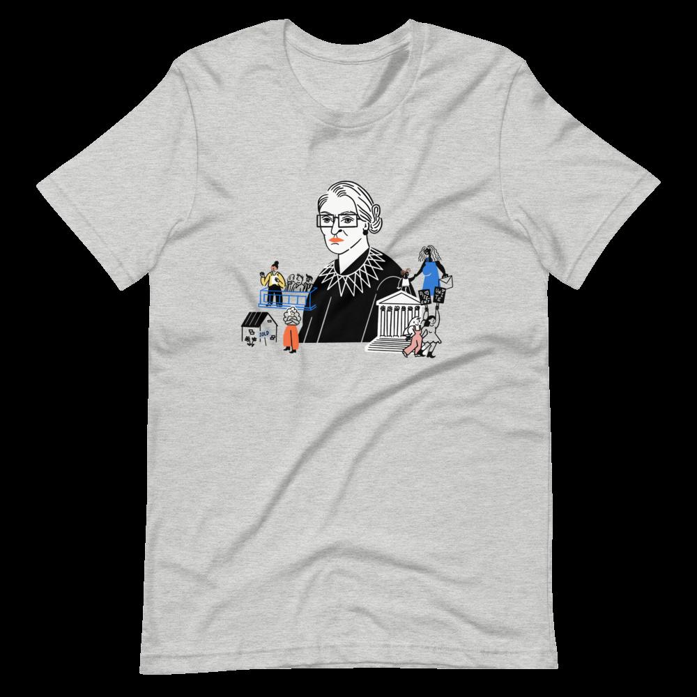 Do it For RBG Short-Sleeve Unisex T-Shirt