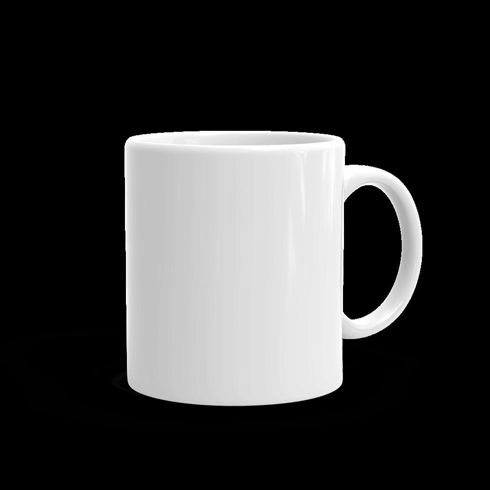 Hey Jane | White glossy mug
