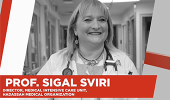 Prof. Sigal Sviri: Overcoming the Tough Medical Challenges