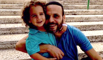 Three-Year-Old Saved by Hadassah After Scorpion Bite